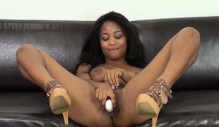 Ivy Sherwood enjoys a hot bang straight away occasionally and then when she's alone