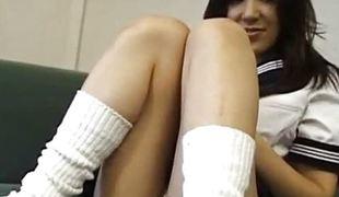 Azusa Miyanaga in school perpetual