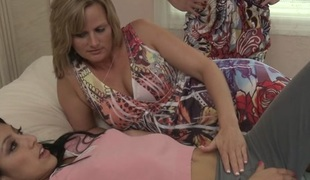Kimberly Gates & Becca Blossoms in Maw Daughter Exchange Worst #14, Scene #03 - GirlfriendsFilms