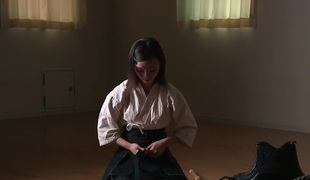 Fabulous Japanese model Saori Maeda in Hottest JAV censored Fetish, Snug Tits video