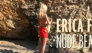 Erica F - Nude Lakeshore