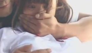 Fabulous Japanese whore Ayu Sugihara, Airi Hayasaka, Akino Shiffon with Terrifying Outdoor JAV movie