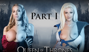Boss Of Thrones: Part 1 A XXX Parody - BrazzersNetwork