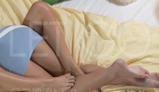 Sexy skirts lesbian teens bonking