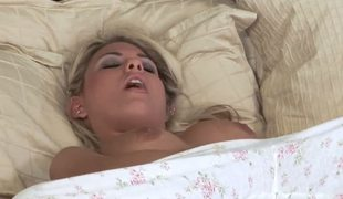 Sexy blonde Aubrey Addams had no idea turn this way Deauxma was after will not hear of young pussy, acting all friendly and abetting eradicate affect girl take a bath, enjoying will not hear of delicious young body...