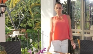 Amirah Adara in Mind Your Manners - StepmomLessons