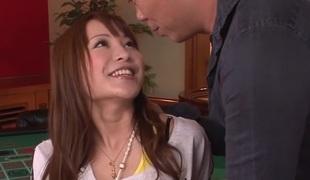 Fabulous Japanese whore Maomi Nagasawa in Imposing JAV uncensored Teen video