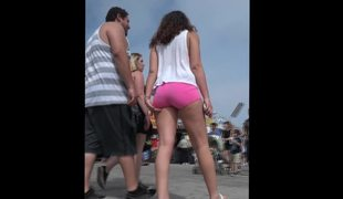 Amazing Pink Shorts
