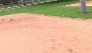 Priya Debit in Busty Baseball Babe - TheRealWorkout