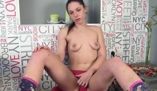 Canella in Masturbation Videotape - AtkHairy