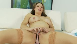 Kiki Daire, for some, is the ideal woman barely legal, curvy, naive, beautiful -- but shes other than addicted to expensive lingerie, lovemaking toys, and petting say no to muted pussy. Yum!