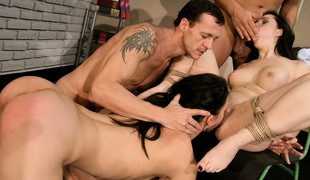 BDSM school fantasy whirl location naughty girls find out if they have what drenching takes