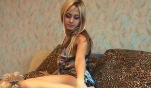 Hot Blonde Ukrainian 6