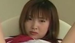 JPN Ugly Schoolgirl Hayase Risa UNCENSORED