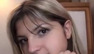 Skinny Euro Schoolgirl Fucked