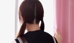 Exotic Japanese slut in Alarming Teens, HD JAV movie