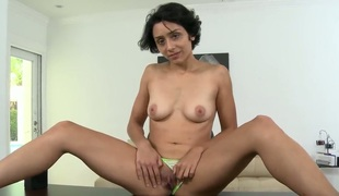 Lilly is a sexy freak who wanted to fulfill her fantasize be proper of trancelike to a porn movie. During the interview, she reveled that she has quite a few fetishes, that she was presuming big dicks