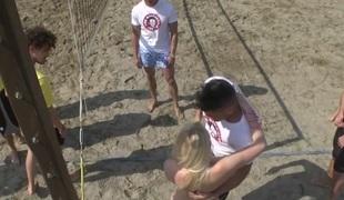 Lola Taylor & Rocco Siffredi in Rocco`s Italian Porn Boot Camp #02 - EvilAngel