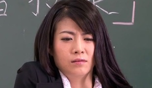Kyoko Ono with reference to Abused Beautiful Teacher part 2