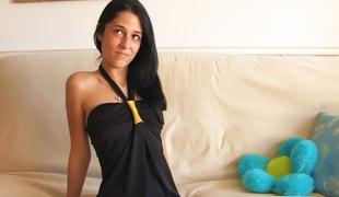 Malézia  Xavier in Titillating Foxy Casting - PegasProductions