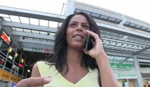 PublicAgent Video Scene. Isabella